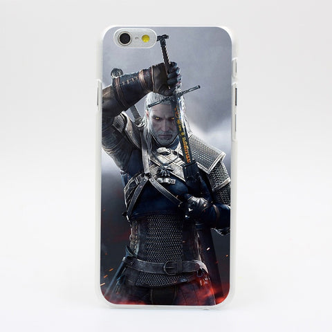 Witcher 3 Cover for iPhone - Gamergift