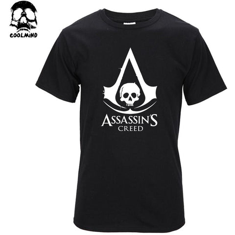 assassins creed print T shirt