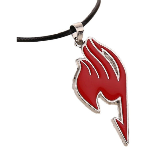 Fairy Tail Guild Sign Pendant Necklace - GamerGift