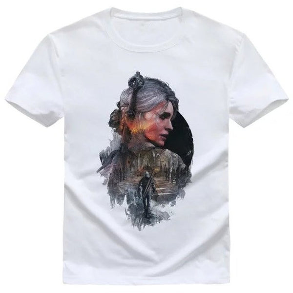 Witcher 3 t-shirt