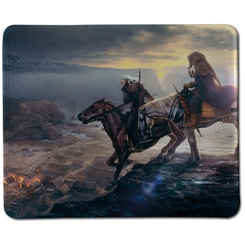 Witcher Mouse Pad