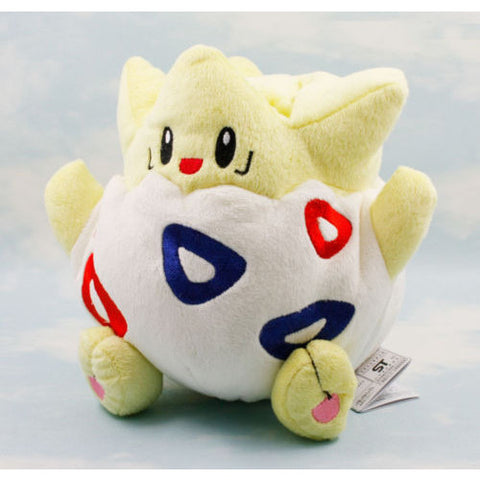 Pokemon TOGEPI Cute Plush Soft Doll Toy Rare New