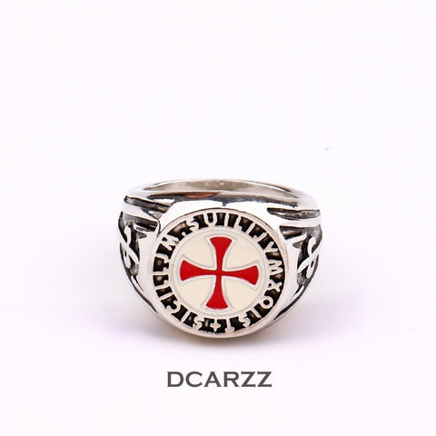 Assassins Creed 316L Titanium Steel Ring