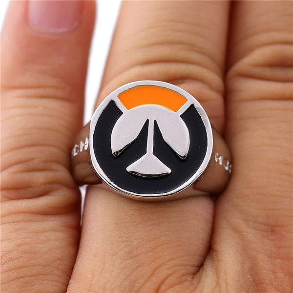 OW Ring Made of Metal High Quality FREE SHIPPING!