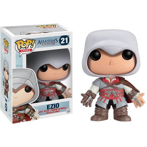 Assassins Creed Ezio Action Figure Model Toy