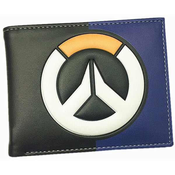(HOT!) Overwatch/Marvel/Tokyo Ghoul 3D Wallets Free shipping
