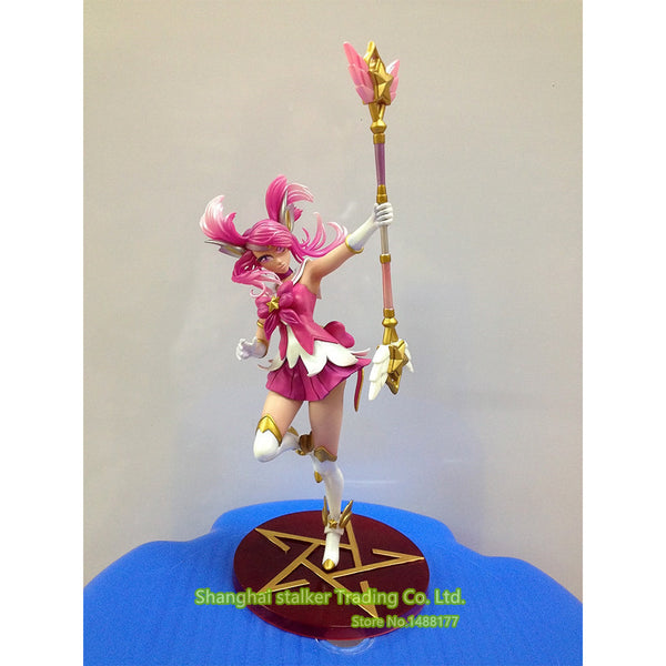 "Lux PVC Figure lol The Lady of Luminosity 11"" toys Great quality with Box In STOCK"