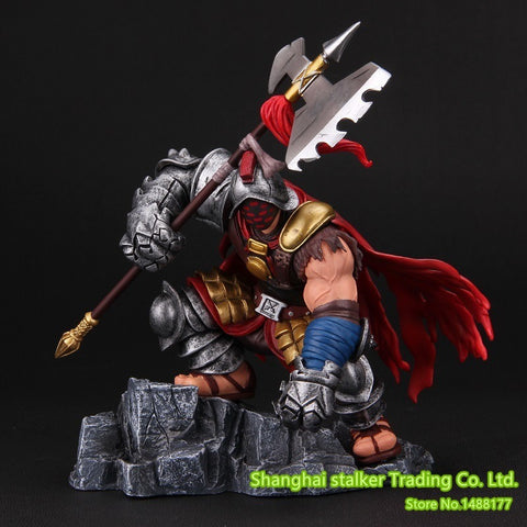 Jax PVC Action figure with base Great quality
