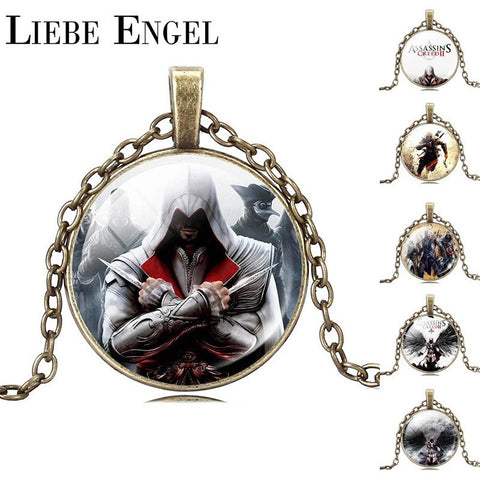 Assassins Creed Game Necklaces