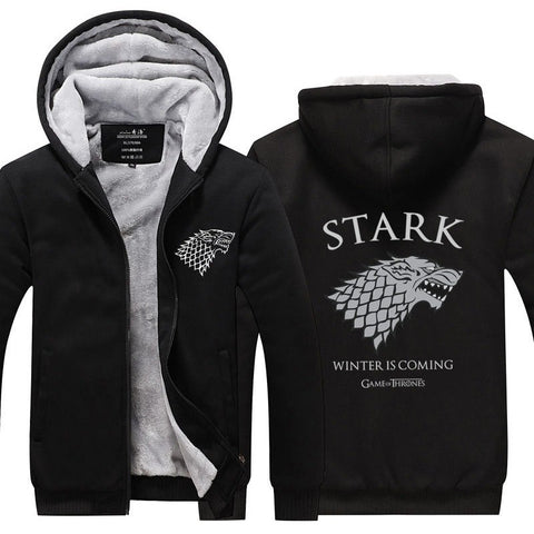 Game of Thrones House Stark of Winterfall Sweatshirt