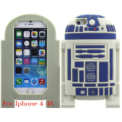 Star Wars Image Soft Silicon Phone Back Cover