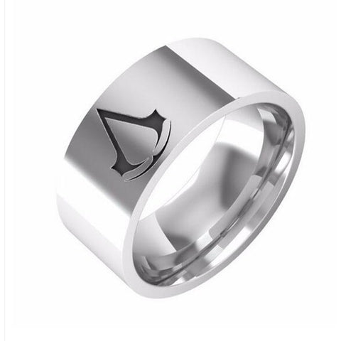 Just Pay Shipping! and get This Beautiful Ring! (Stainless Steel Ring) High Quality.