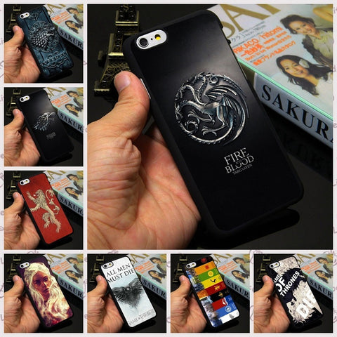 Game of Thrones Case For Apple iPhone