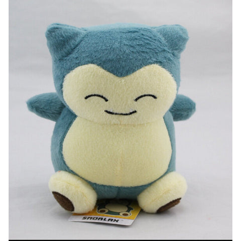 Pokemon Plush Toy Snorlax Plush  Anime New Rare Soft Stuffed