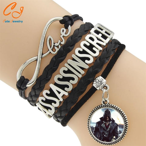 Assassins Creed Bracelet Handmade