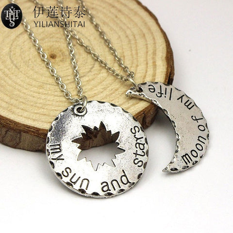 Game Of Thrones Necklace Moon Of My Life