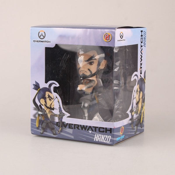 Overwatchs PVC Action Figures