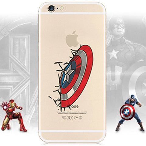 The Avengers Phone Case Cover For Apple i Phone
