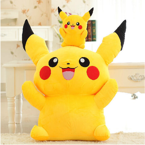 Pikachu Plush Toys High Quality Very Cute Pokemon Plush Toy