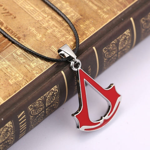 Assassins Creed Necklace High Quality Necklace Unique Style , FREE SHIPPING !