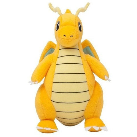 Pokemon Plush Toy Dragonite Soft  Doll