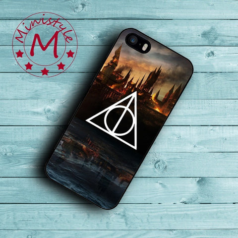 Coque 2016 Harry Potter Case for iPhone 6 5S SE 6S Plus 5 5C 4S 4 Cover for iPod Touch 6 5 Case. - GamerGift