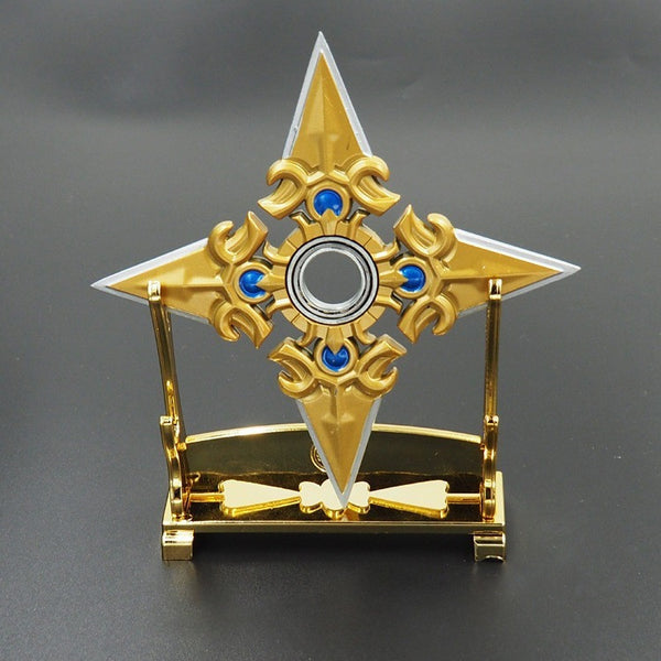 (Hot!!!) Sivir Shuriken Made of Metal High Quality - Worldwide Free Shipping