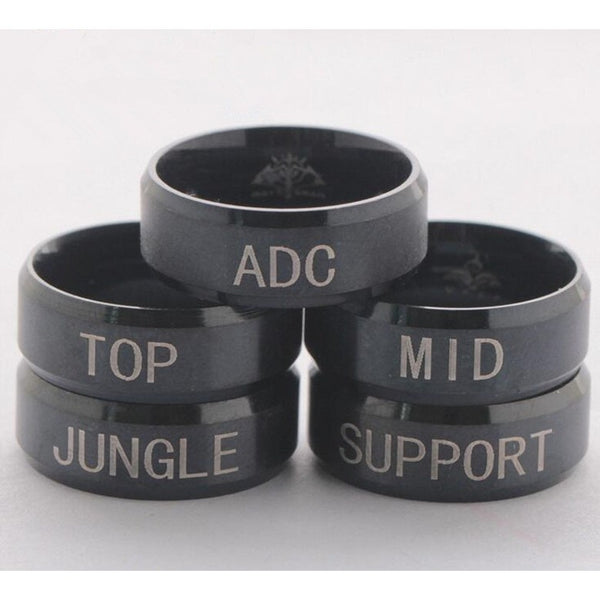 [Just Pay Shipping] High Quality Ring With Your Fav Role! Exlusive! , Limited Edition.