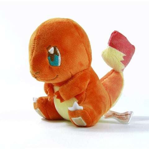 Pokemon Plush Toys Charmander 14cm Cute Stuffed Plush Toy