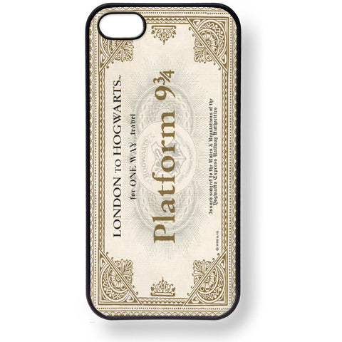 Harry Potter Inspired Design Slim Hard Plastic Phone Case Cover For Iphone 4 4S 5 5S 5C 6 6 Plus