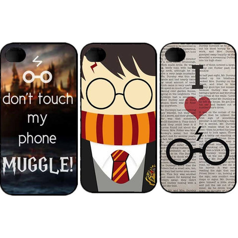 Harry Potter Funny Character cell phone Protective Cover For iPhone SE 4 4s 5 5s 5c 6 6S 6plus