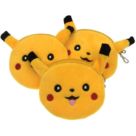 Pokemon Pikachu Coin Wallet  Key