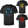 (HOT!) pokemon go tshirt shirts high quality black color size M-XXL - GamerGift