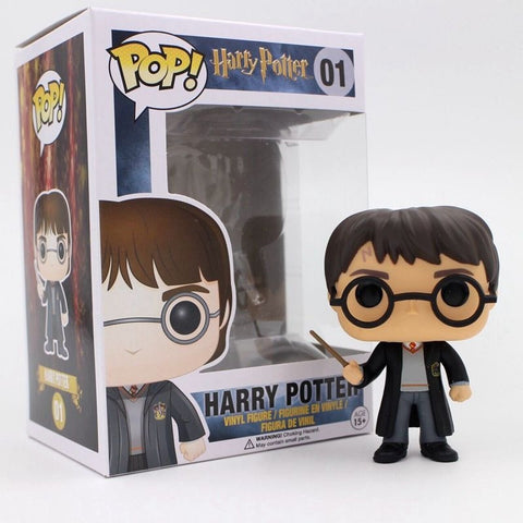 Funko pop Official Harry potter Action Figure Hot Movie Collectible Vinyl Figure