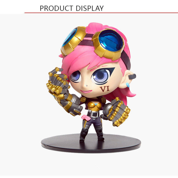 (HOT!) 8 styles League of Legends PVC Action figure High quality Worldwide SHIPPING