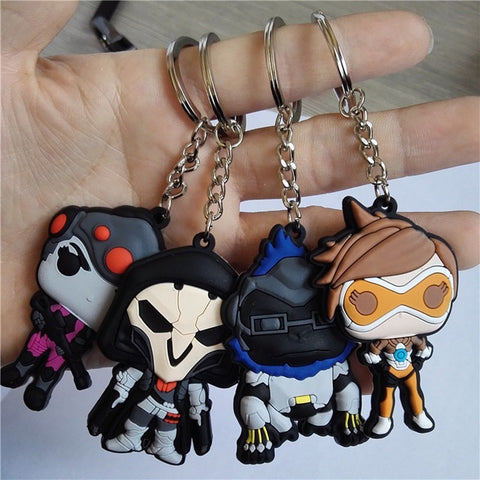 Overwatch Key Chain - Gamergift