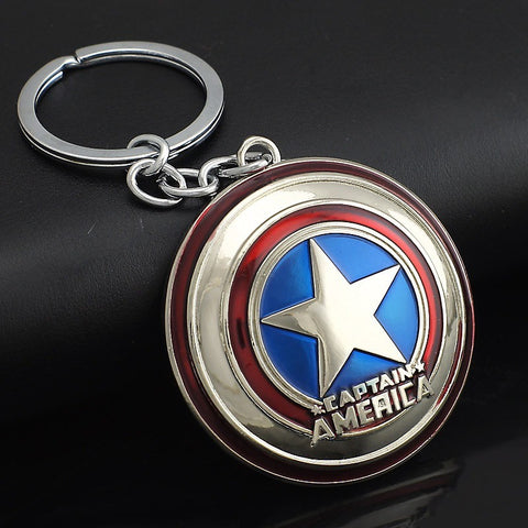 Captain America Avengers KeyRings