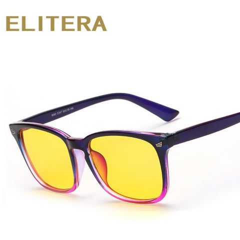 ELITERA Anti Blue Rays Computer Gaming Glasses Radiation-resistant - GamerGift