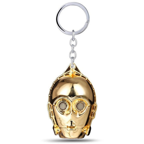Hot Sale Star Wars Helmet Key chain
