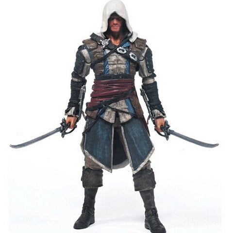 Hot Sale  Action figure Assassins Creed