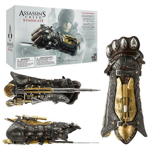 Assassins Creed Syndicate Pirate Hidden Blade