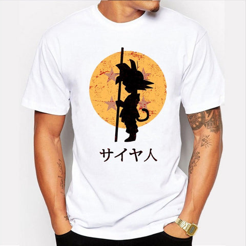 Dragon Ball Z T Shirt Super Saiyan shirt - GamerGift