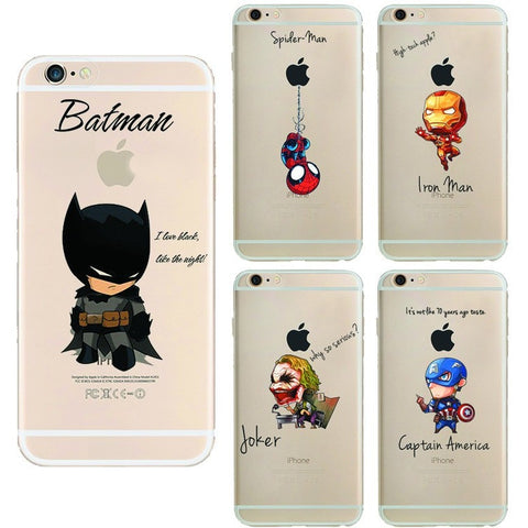The Avengers Phone Case Cover For iPhone