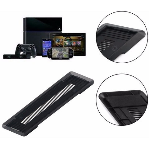 Vertical Stand Dock Mount Cradle Holder For Sony for Playstation 4
