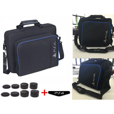 PS4 Game System bag Travel Storage Case Cover Carrying Shoulder Bag Handbag Backpack