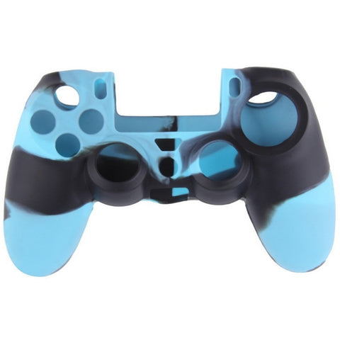 Cool Camouflage Soft Silicone Cover Case Protection Skin for Sony Playstation 4 PS4 Dualshock 4 Controller - GamerGift