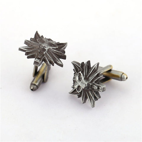 Witcher 3 Cufflinks For Mens - Gamergift