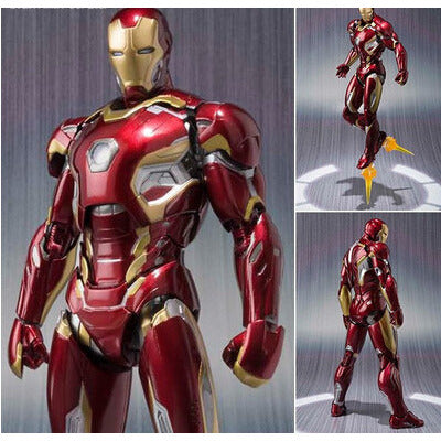 avengers Super hero Iron man figure