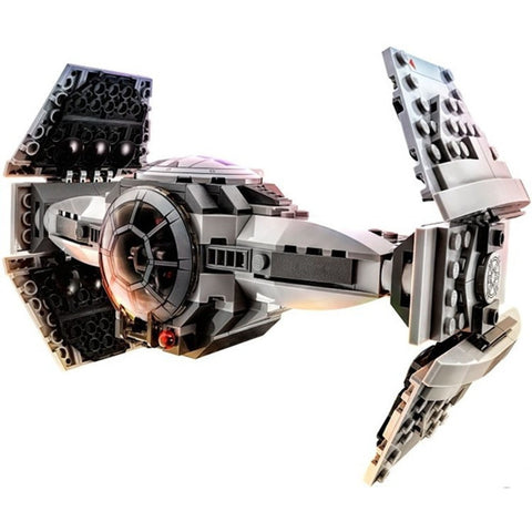Star Wars The Force Awakens TIE Advanced Prototype Building Blocks