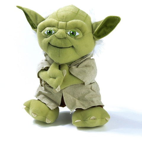 Star Wars Master Yoda Plush Toy